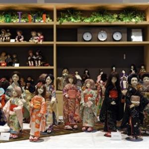 【布と遊んで】創作人形展
