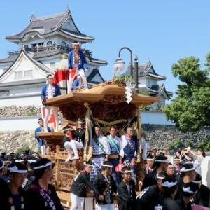 2019年岸和田だんじり祭り 本宮(宮入)