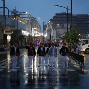 2019年東岸和田だんじり祭り 宵宮