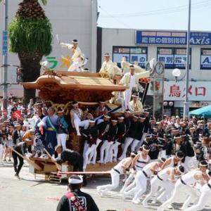 岸和田だんじり祭り9月祭礼が自粛決定