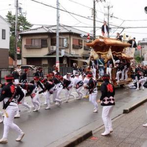 2021年岸和田だんじり祭り9月祭礼(宵宮)