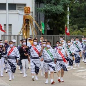 2021年岸和田だんじり祭り9月祭礼(本宮)