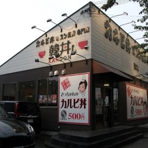カルビ丼とスン豆腐専門店 韓丼 新堀川本店(肉丼/朝鮮料理)