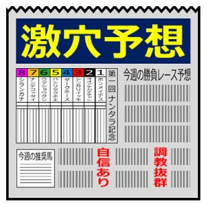菊花賞20' 予想