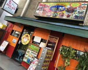 【高円寺のグルメ】MILAN(ミラン) 東高円寺店〔2020-2-7〕 ~ランチDセット(選べる2種類のカレー)・30辛~