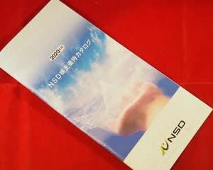 【株主優待(2020年9月権利確定)】NSD(東1・9759)