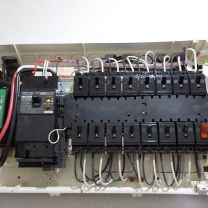 9月20日 浦安市分電盤交換工事 浦安市北栄分電盤交換工事 お客様支給品