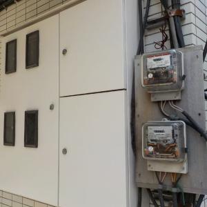 30日 東京都共用灯交換工事