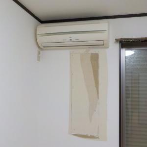26日 葛飾区浴室TV取り付け工事