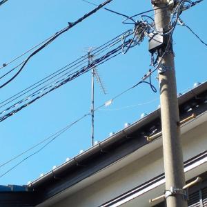 03.03 千葉県船橋市 アンテナ修理  TVが映らない