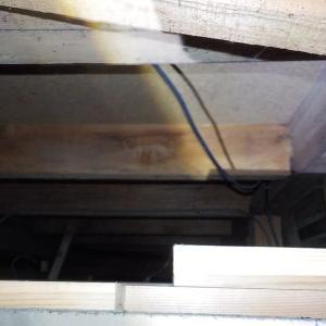 5日 練馬区空き家リフォーム工事 単相3線式工事 エアコン専用回路