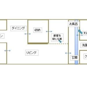 テレビで見た家◆◆大きな窓、広いリビングを可能にしたのは~?