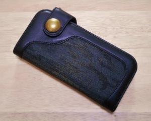 TALON42を使った長財布