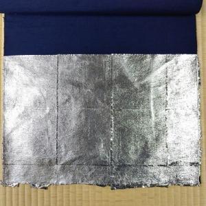 錫箔の加工