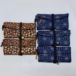 定番の道中財布の補充