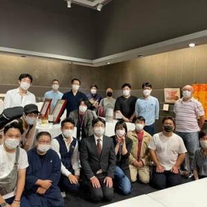 京もの認定工芸士会「響」第2回工芸展は無事に終了しました!!