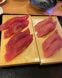 初 回転寿司