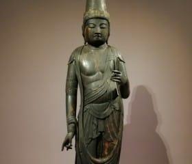 仏像好きを惹きつける/大津南部の仏像(大津歴博)他
