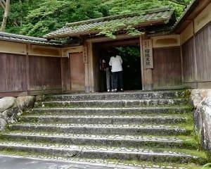 2020年6月関西旅行:瑠璃光院の青もみじと洛北の寺