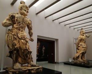 金峯山寺の金剛力士立像そのほか(奈良博・名品展)