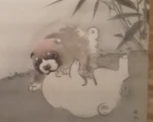 2021年9月@関西:『京のファンタジスタ』の江戸絵画