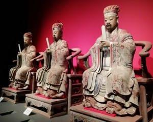 2021年10月@九州:范道生+文化交流展示(九州国立博物館)