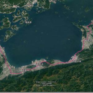 幻のオリンピック4連休 7月24日(3)高松で難民寸前