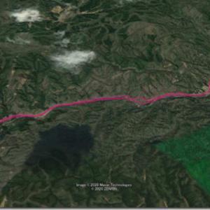 ちかたび:夏井川渓谷に紅葉狩り(2)
