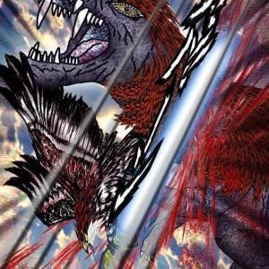 227章 閃光!! Fの剣がゴルゴノプスの首を斬る!!
