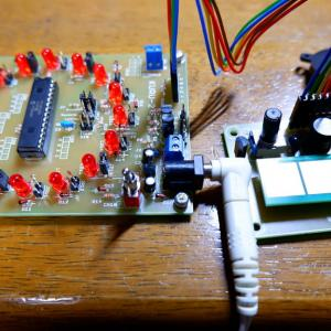 「ビリビリ電子ルーレット」&「電子ビックリ箱」ワンダーキット作成してみました