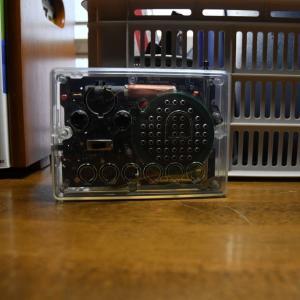 イスペットAM/FMストレートラジオ(50-256)作成してみました。