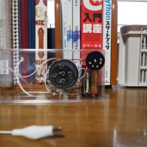3石レフレックスラジオ(シャンテック電子)作成してみました。