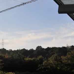 今朝の笹間ケ岳