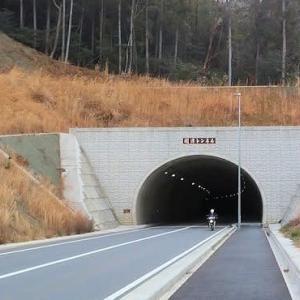 3月1日に、関津トンネルを抜け、大石まわりで関津峠・大石義民碑に上り、関津湊に降りたときの写真と動画