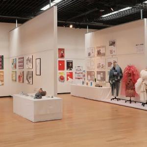 お散歩~ふじのくに芸術祭2020♪静岡県立美術館。