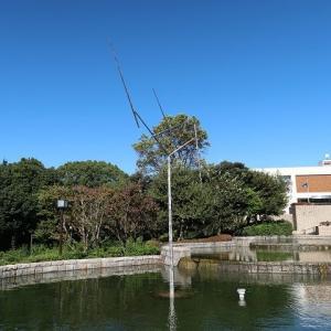 お散歩~周辺散策モニュめぐり・静岡県立美術館♪