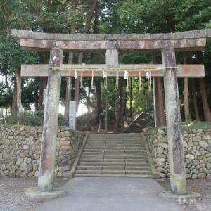 """静岡の不思議。ふたつの""""くさなぎ""""神社♪"""