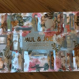 ( ˘ ³˘)♥ いまさらの「クリスマスコフレ」*PAUL & JOE