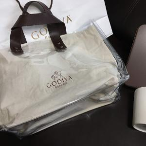 「ゴディバ」 オープン1周年記念バッグ *GODIVA