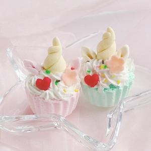 11/25「ユニコーンカップケーキのチャーム」@JOYFUL-2宇都宮店【パジコ実演体験】