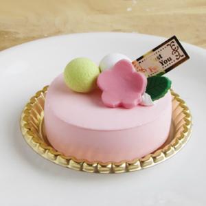 2/24「おひな祭りケーキのメモスタンド」@JOYFUL-2宇都宮店【パジコ実演体験】