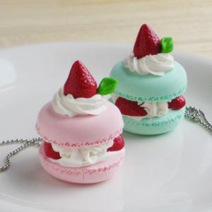 6/8「マカロンケーキのチャーム」@JOYFUL-2ひたちなか店【パジコ実演体験】