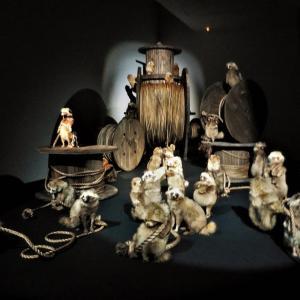 東京都庭園美術館で、 『アジアのイメージ 日本美術の 「東洋憧憬」 』 を観ました。