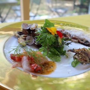 佐倉市の隠れ家レストラン、 『イルピーノ』 でランチを食べました。