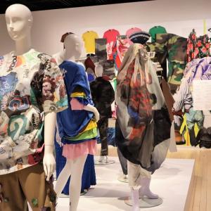 東京都写真美術館で、 『写真とファッション 90年代以降の関係性を探る』 を見ました。