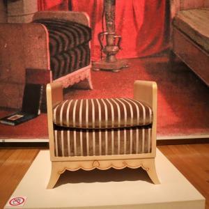 佐倉市美術館で、 『大正イマジュリィの世界 儚く 妖しく 美しく ‐ 』 を見ました。