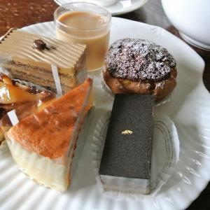 四街道市、 『フランス菓子 イヴリーヌ』 でケーキを買いました。