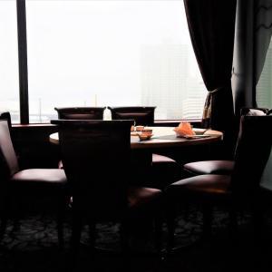 『 ホテルオークラ レストラン 横浜 中華料理 桃源 』 でランチを食べました。