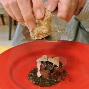 年に一度の贅沢?。佐倉市の隠れ家レストラン、 『 イルピーノ 』 で、白トリュフコースを頂きました。