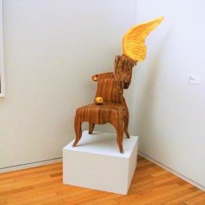 東京オペラシティ  アートギャラリーで、 『 ライアン・ガンダーが選ぶ収蔵品展 』 を見ました。